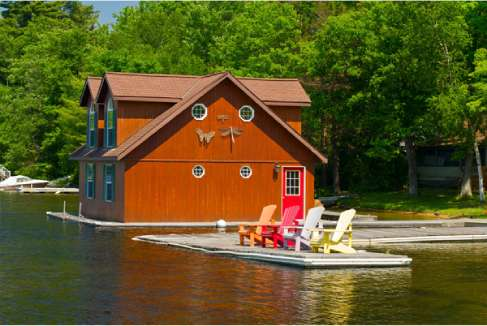new permits docks and boathouses